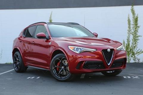 2019 Alfa Romeo Stelvio Quadrifoglio for sale in Thousand Oaks, CA