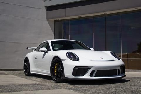 2018 Porsche 911 for sale in Thousand Oaks, CA