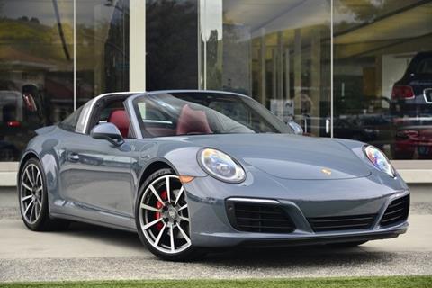 2017 Porsche 911 for sale in Thousand Oaks, CA