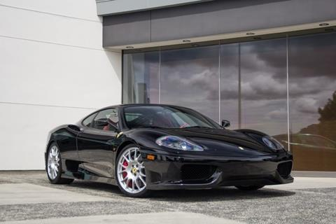 2004 Ferrari 360 Challenge Stradale for sale in Thousand Oaks, CA