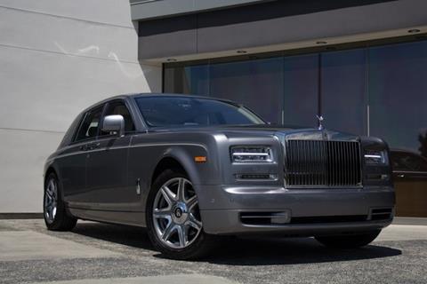 2014 Rolls-Royce Phantom for sale in Thousand Oaks, CA