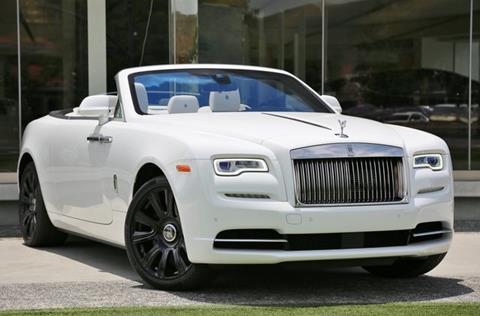 2017 Rolls-Royce Dawn for sale in Thousand Oaks, CA