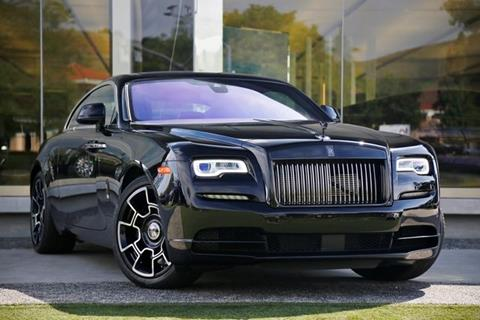 2019 Rolls-Royce Wraith for sale in Thousand Oaks, CA