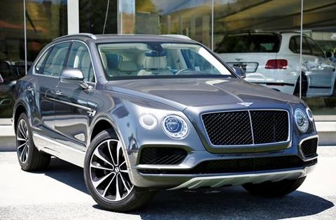 2019 Bentley Bentayga for sale in Thousand Oaks, CA