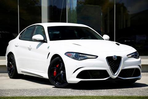 2018 Alfa Romeo Giulia Quadrifoglio for sale in Thousand Oaks, CA