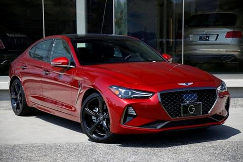 2019 Genesis G70 for sale in Thousand Oaks, CA