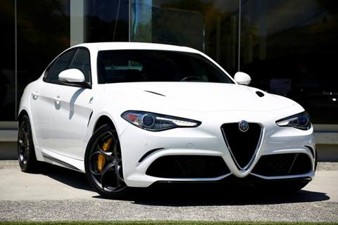 2018 Alfa Romeo Giulia Quadrifoglio for sale in Thousand Oaks, CA