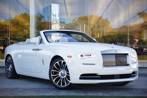 2019 Rolls-Royce Dawn for sale in Thousand Oaks, CA