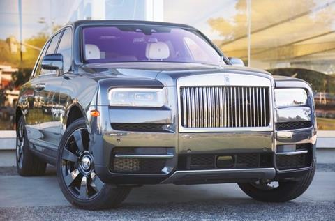 2019 Rolls-Royce Cullinan for sale in Thousand Oaks, CA