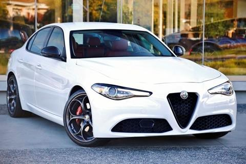 2019 Alfa Romeo Giulia for sale in Thousand Oaks, CA