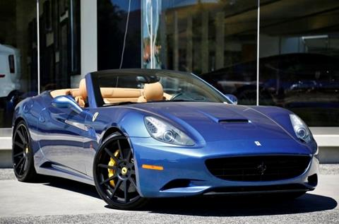 2009 Ferrari California for sale in Thousand Oaks, CA