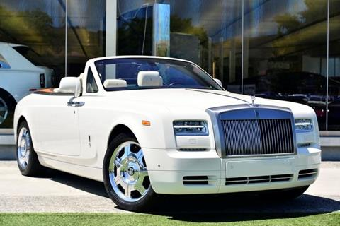 2013 Rolls-Royce Phantom Drophead Coupe for sale in Thousand Oaks, CA