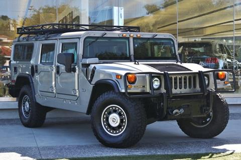 2006 HUMMER H1 Alpha for sale in Thousand Oaks, CA