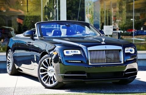 2019 Rolls-Royce Dawn for sale in Thousand Oaks, CA