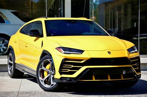 2019 Lamborghini Urus For Sale In Thousand Oaks Ca