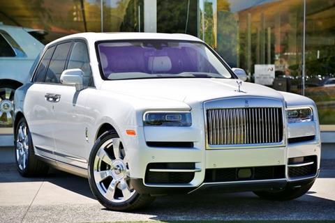 2019 Rolls-Royce Cullinan for sale in Thousand Oaks, CA