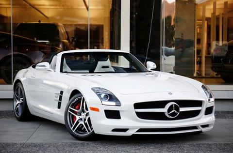 2012 Mercedes-Benz SLS AMG for sale in Thousand Oaks, CA
