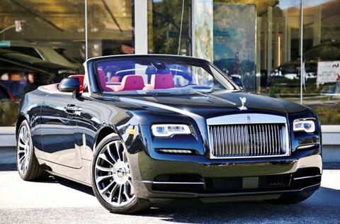 2020 Rolls-Royce Dawn for sale in Thousand Oaks, CA