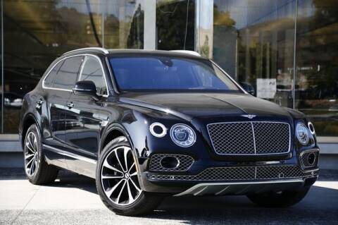 2017 Bentley Bentayga for sale in Thousand Oaks, CA