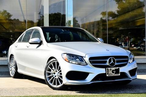 2016 Mercedes-Benz C-Class for sale in Thousand Oaks, CA