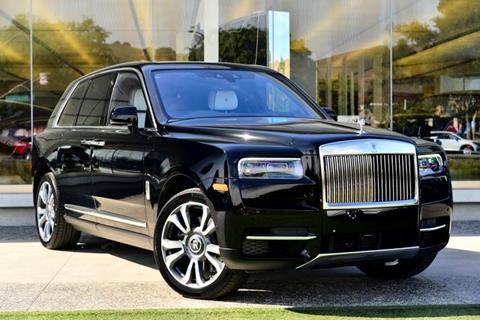 2020 Rolls-Royce Cullinan for sale in Thousand Oaks, CA
