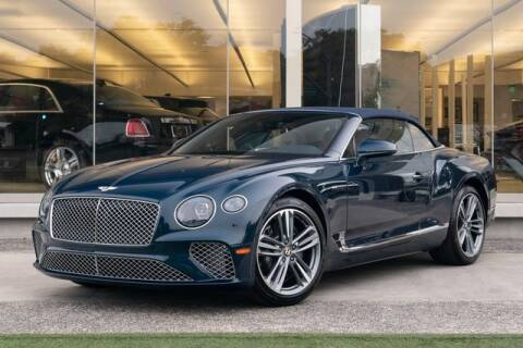 2020 Bentley Continental for sale in Thousand Oaks, CA