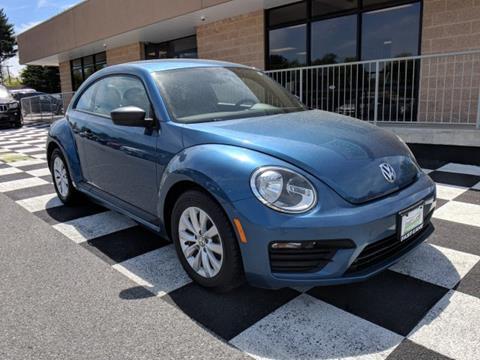2017 Volkswagen Beetle for sale in Hagerstown, MD