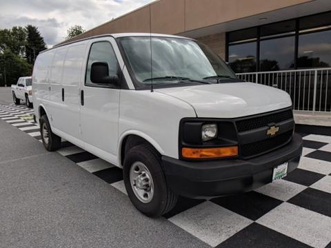 2016 Chevrolet Express Cargo for sale in Hagerstown, MD