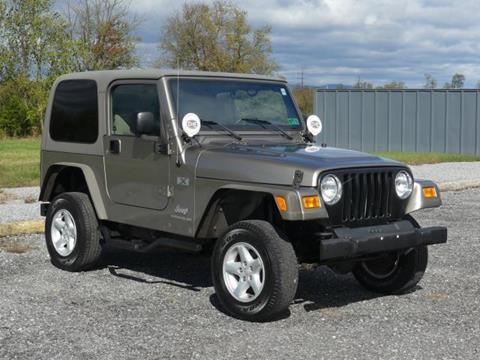 2006 Jeep Wrangler for sale in Hagerstown, MD