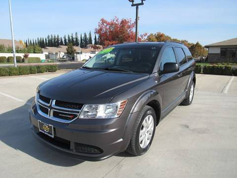 2016 Dodge Journey for sale at Repeat Auto Sales Inc. in Manteca CA