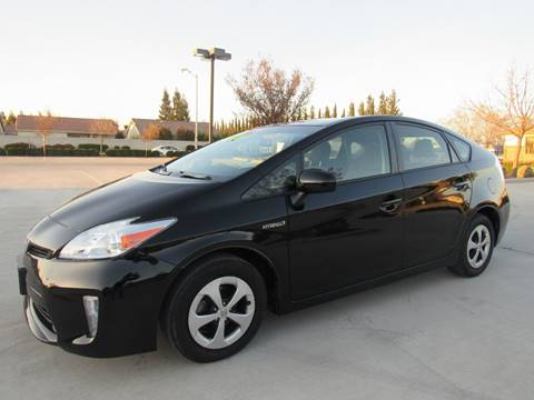 2015 Toyota Prius for sale at Repeat Auto Sales Inc. in Manteca CA