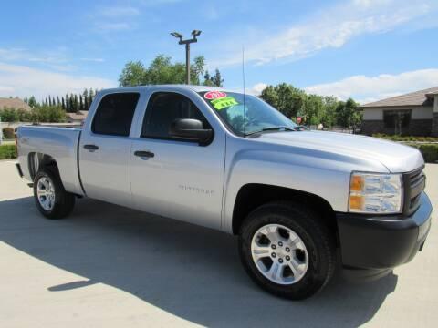 2013 Chevrolet Silverado 1500 Work Truck for sale at Repeat Auto Sales Inc. in Manteca CA