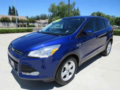 2014 Ford Escape SE for sale at Repeat Auto Sales Inc. in Manteca CA