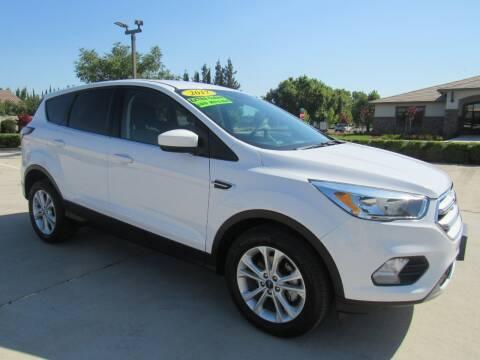 2017 Ford Escape for sale at Repeat Auto Sales Inc. in Manteca CA