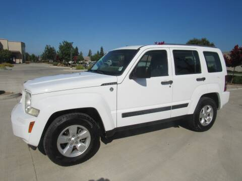 2012 Jeep Liberty for sale at Repeat Auto Sales Inc. in Manteca CA