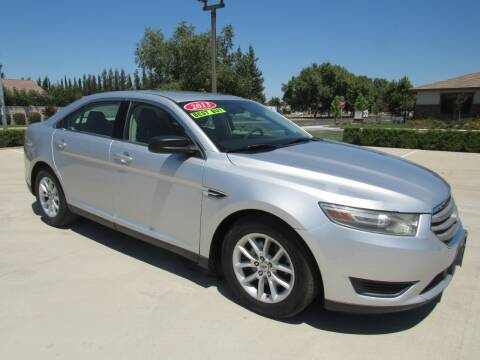 2013 Ford Taurus for sale at Repeat Auto Sales Inc. in Manteca CA