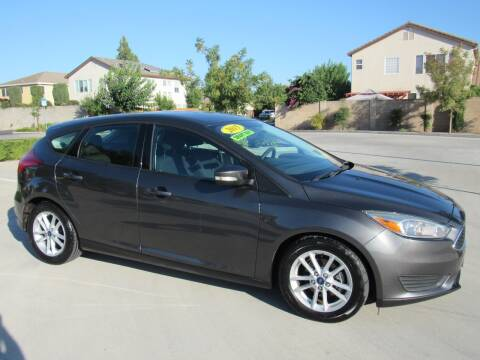2015 Ford Focus for sale at Repeat Auto Sales Inc. in Manteca CA
