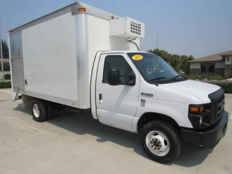 2011 Ford E-Series Chassis for sale at Repeat Auto Sales Inc. in Manteca CA
