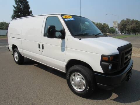 2011 Ford E-Series Cargo for sale at Repeat Auto Sales Inc. in Manteca CA