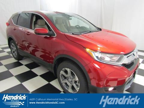 2018 Honda CR-V for sale in Easley, SC