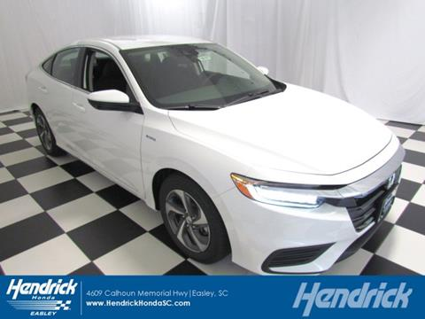 2019 Honda Insight for sale in Easley, SC