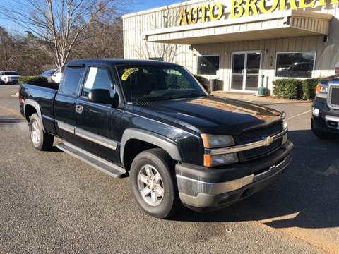 2005 Chevrolet Silverado 1500 for sale in Rock Hill, SC