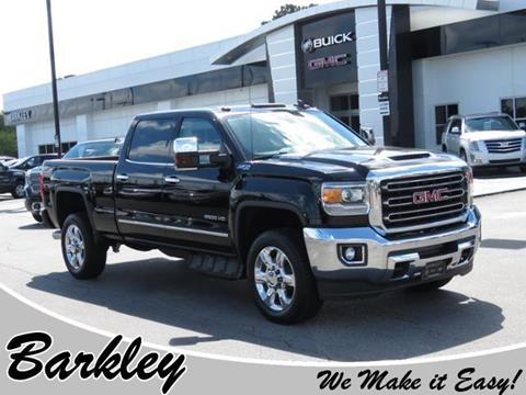 2018 GMC Sierra 2500HD for sale in Tuscaloosa, AL