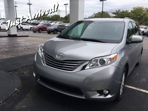 2017 Toyota Sienna for sale in Tuscaloosa, AL