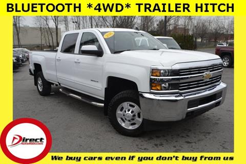 2016 Chevrolet Silverado 2500HD for sale in Framingham, MA