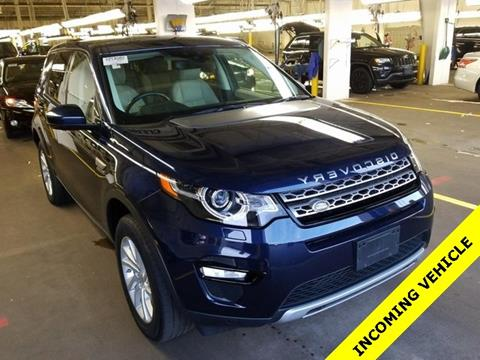 2016 Land Rover Discovery Sport for sale in Framingham, MA