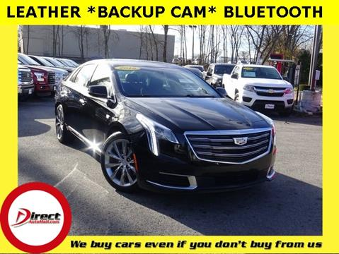 Used Cadillac Xts For Sale In Massachusetts Carsforsale Com