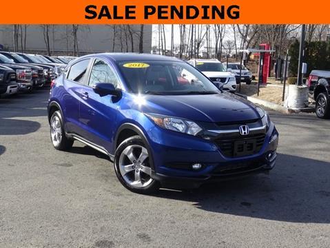 2017 Honda HR-V for sale in Framingham, MA