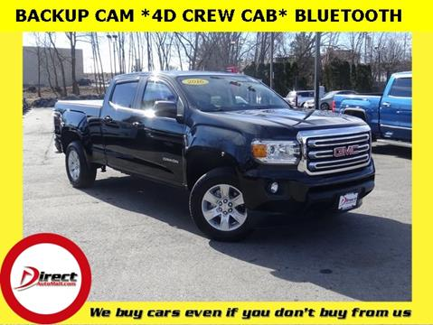 2016 GMC Canyon for sale in Framingham, MA