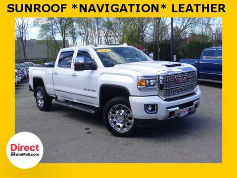 2019 GMC Sierra 2500HD for sale in Framingham, MA